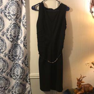 Ivanka Trump black classy dress